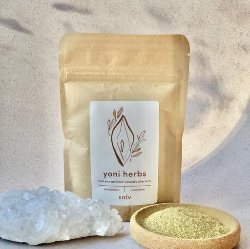 salv care healing herbs