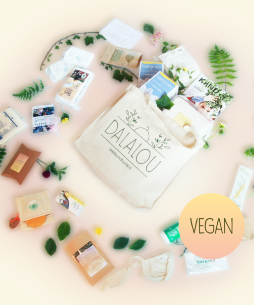 vegan kraampakket