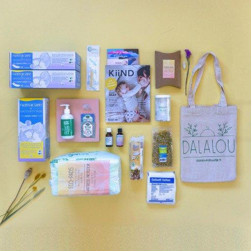 producten in vegan kraampakket