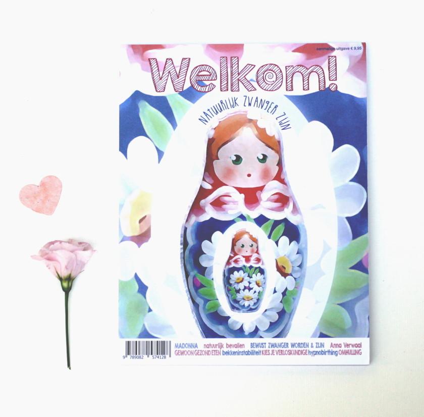 welkom magazine kraamtijd