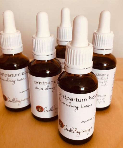 flesje postpartum tinctuur