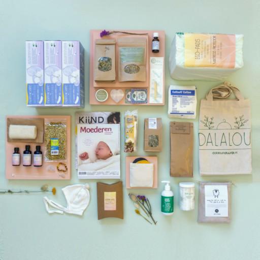 kraampakket luxe en kraamcadeau