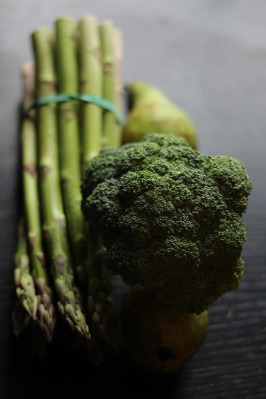 broccoli en asperges bron van natuurlijk folaat